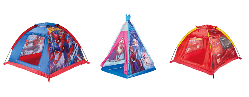 (UF) Disney Play Tents £9.99 Each @ Lidl