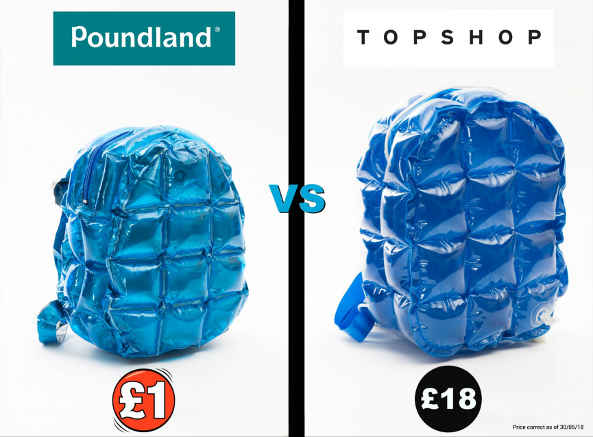 (UF) Poundland Has Launched 90's Retro Bubble Bags For £1 Each