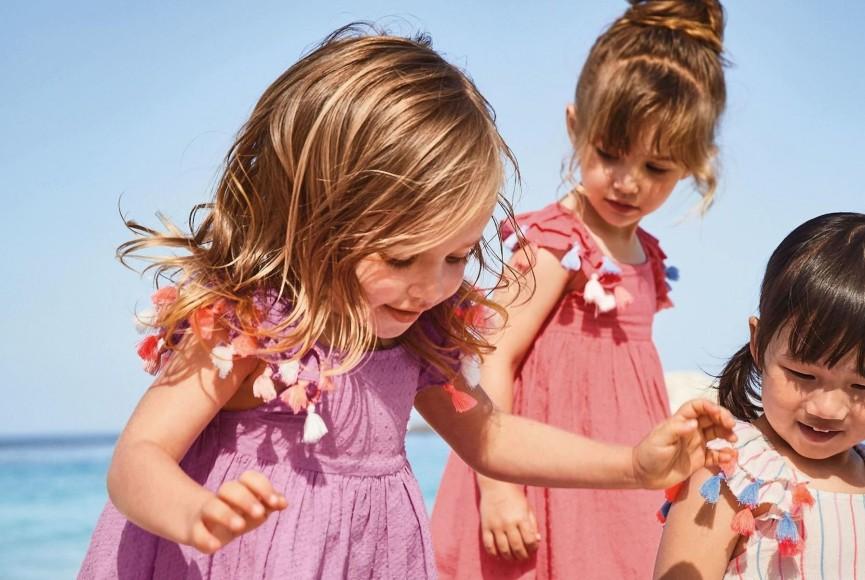 Girls Beach Dresses For Under £20