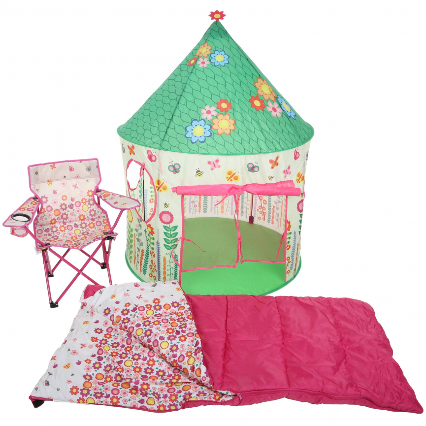 (UF) Rocket or Secret Garden Play Tent £15 (was £30) @ Halfords