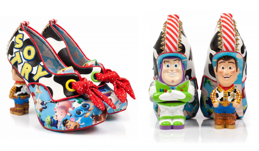 Toy Story x Irregular Choice Collection Coming Soon!