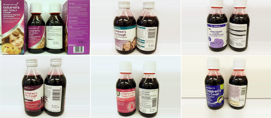 Recall Issued On Children's Cough Syrups Due To Health Risk From Mould