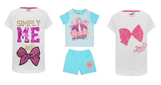 Where To Buy JoJo Siwa Clothes UK