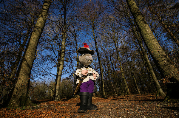 FREE 'The Highway Rat' Activity Trails & Forest Feasts