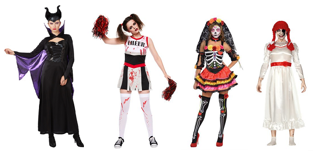 (UF) The Best Halloween Costumes For Adults In The UK