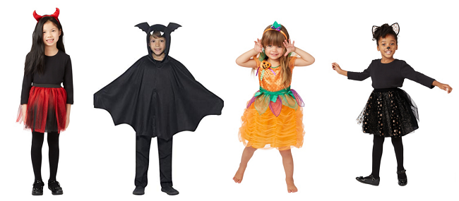 (UF) Best Halloween Fancy Dress Costumes For Kids In The UK 2018