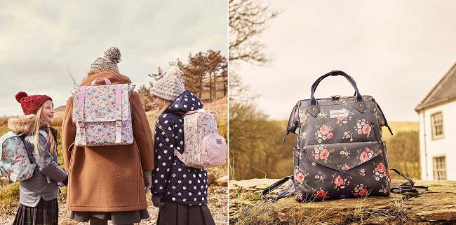 Cath Kidston backpacks