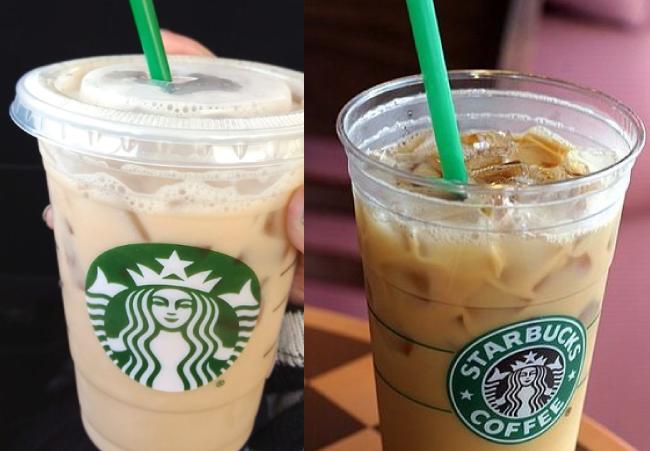 Starbucks UK Drinks & Calories