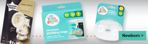 (UF TENANCY) BIG Savings On Baby Essentials In The Asda Baby & Toddler Event @ Asda Groceries
