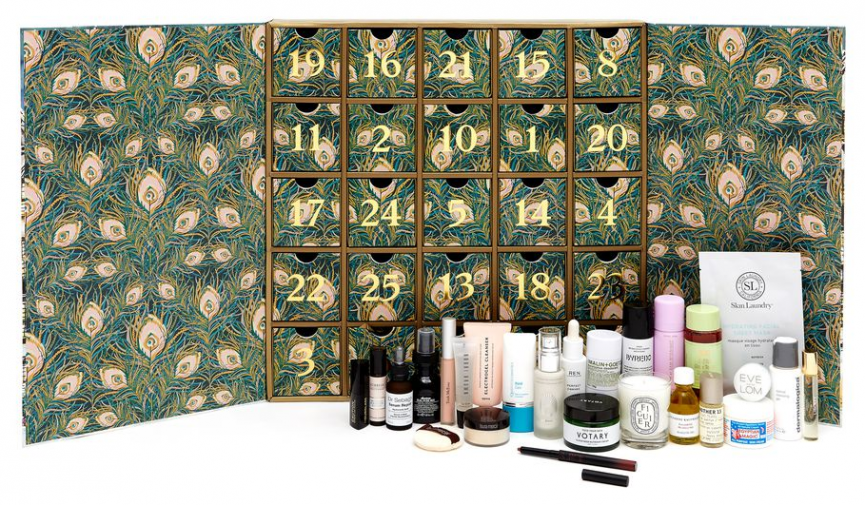 (UF) The Best Beauty Advent Calendars In The UK 2018