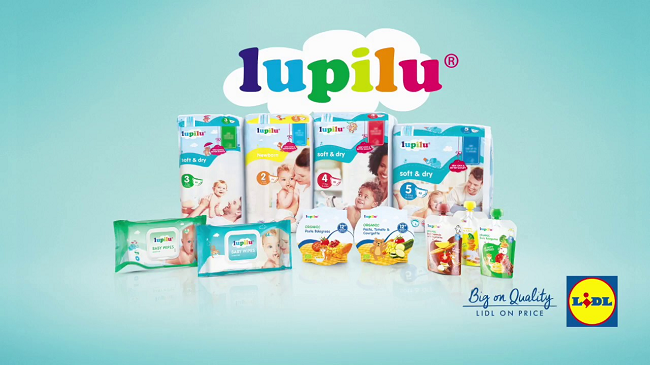 Lidl Baby Event