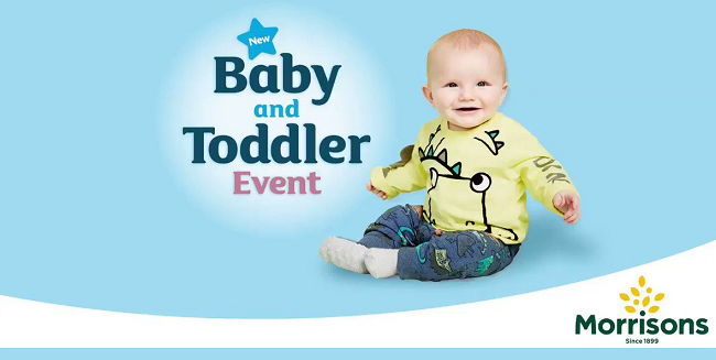 Morrisons Baby Event