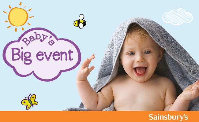 Sainsburys Baby Event