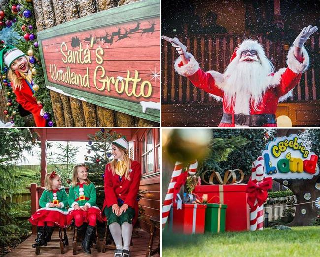 (UF) Santa's Sleepovers Now Booking @ Alton Towers