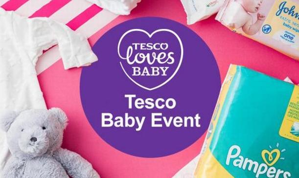 Tesco Baby Event