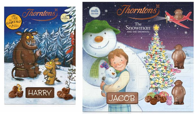 The Best Christmas Chocolate Advent Calendars 2018