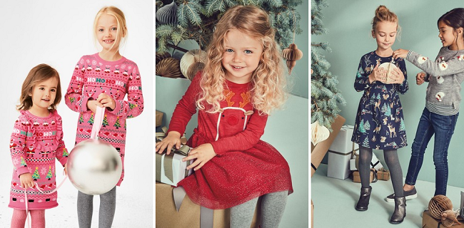 (UF) Christmas Clothing For Kids, Baby & Adults In The UK