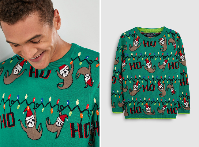 (UF) Top 20 Christmas Jumpers 2018