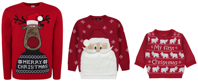 (UF) Christmas Jumpers 2018