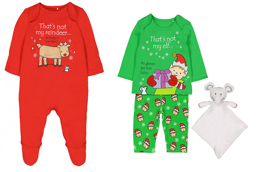 (UF) The Top 20 Christmas Pyjamas 2018. That s Not My ... a9b8849c9