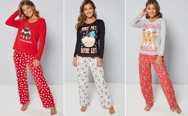 c67567d2cffd The Top 20 Christmas Pyjamas 2018