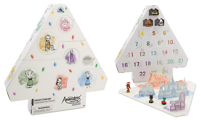 (UF) Best Children's Advent Calendars Including Disney, Peppa Pig, Paw Patrol and more