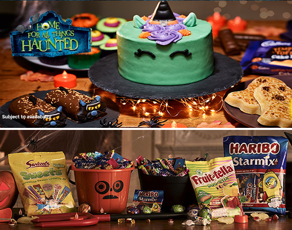 (UF) Where To Buy The Cheapest Halloween Sweets, Treats & Gifts in the UK