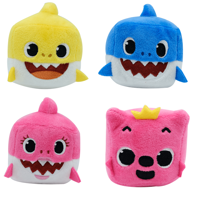 Baby Shark sound cube toys