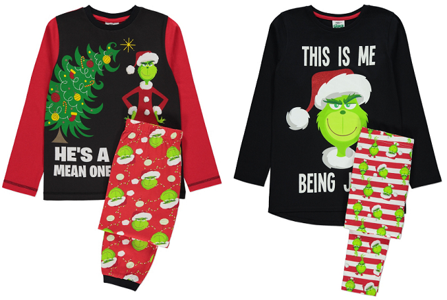 The Top 20 Christmas Pyjamas 2018