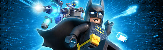 LEGO Batman cartoon character