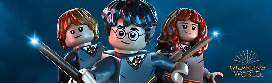 LEGO Harry Potter animated characters