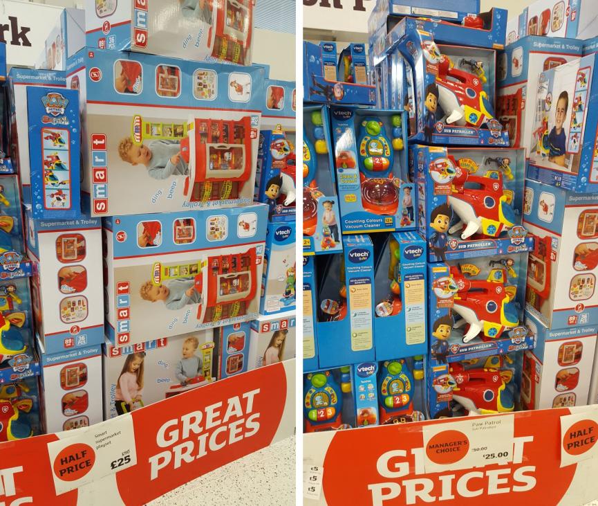 sainsbury's toy sale - photo #16