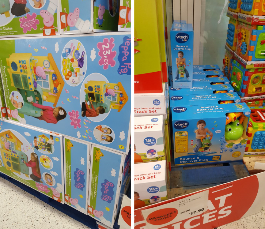 Sainsbury's Toy Sale 2018