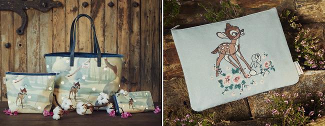 Cath Kidston Disney Bambi bags