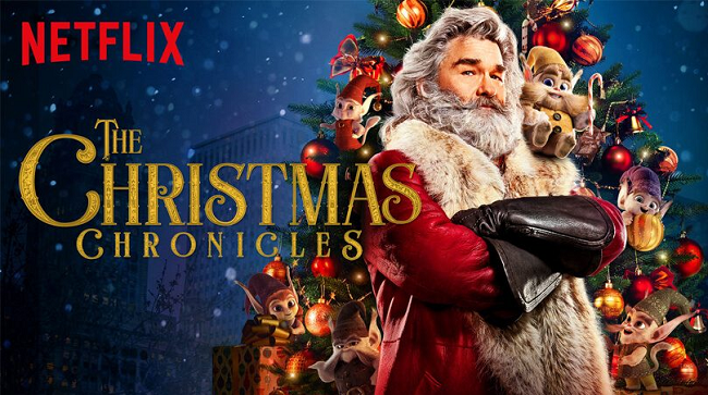 Best Christmas Movies On Netflix UK 2018