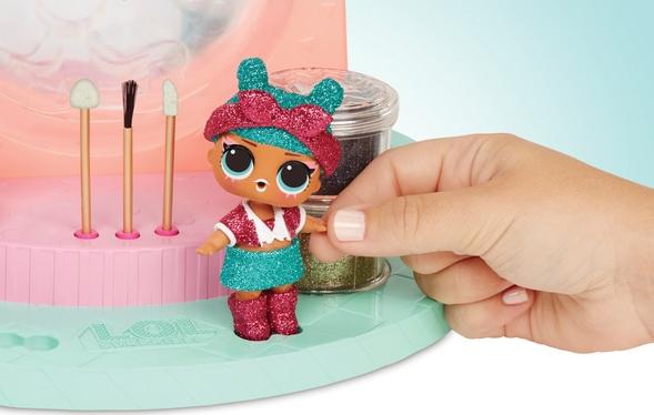 L.O.L Surprise! DIY Glitter Factory