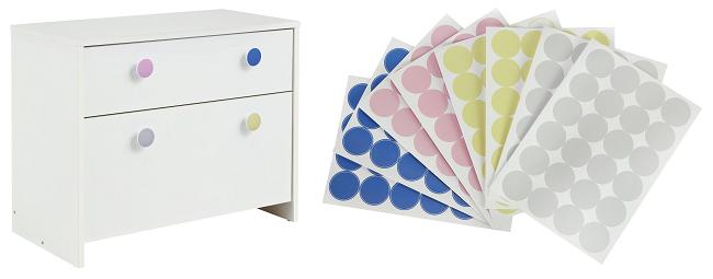 (UF) Juno White 3 Piece Bedroom Furniture Package £114.97 @ Argos