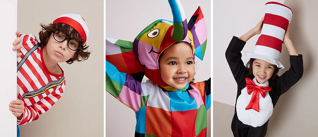 The Best World Book Day Costumes 2019