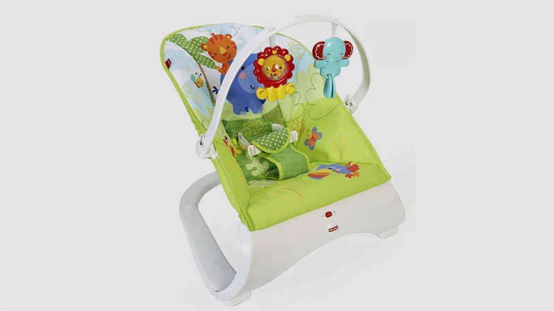 The best baby bouncers and rockers