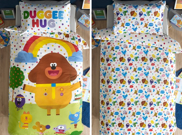 (UF) NEW Hey Duggee Collection @ Next