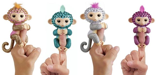 Fingerlings Fingerblings toys