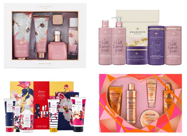 Clearance On Luxury Bathing Gift Sets Boots