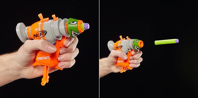 Fortnite Nerf blaster