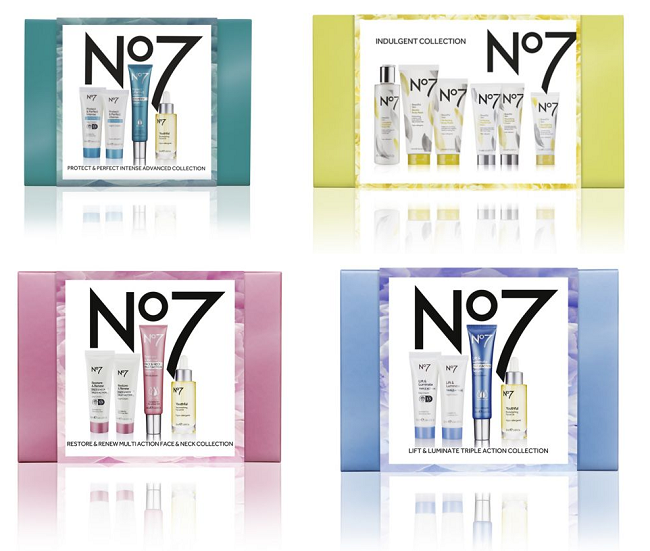 No7 Mother's Day skincare gift sets