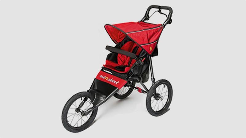 The best jogging stroller