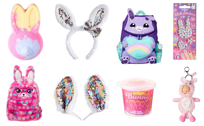 Smiggle Easter gift collection