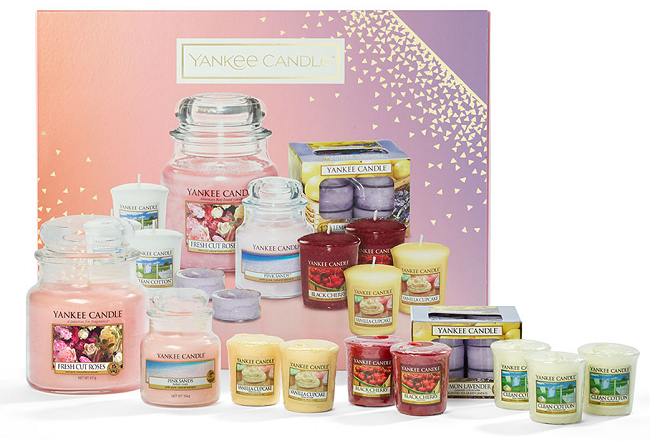 Yankee Candle Mother's Day gift set