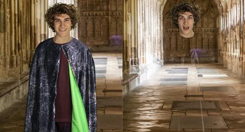 Wow Stuff Harry Potter Invisibility Cloak