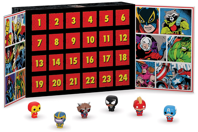 Marvel Funko Pop Advent Calendar 2019