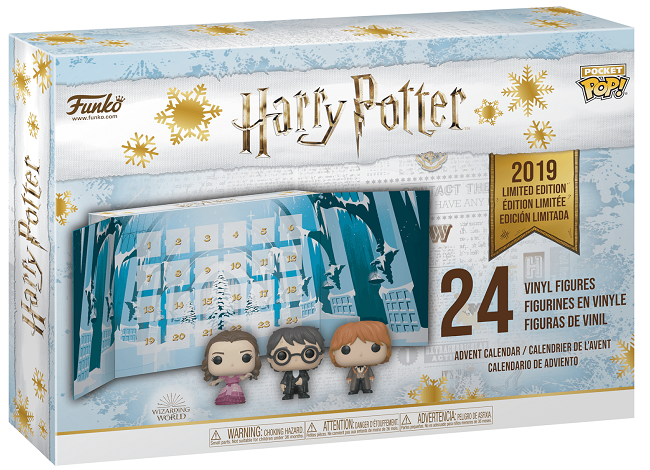 Harry Potter Funko Pop Advent Calendar 2019